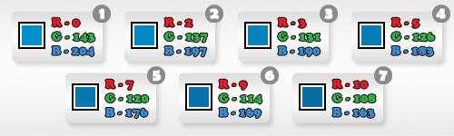 3d cubic text